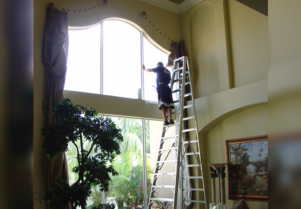 STOP BURGLARIES WITH SAFETY AND SECURITY WINDOW FILM