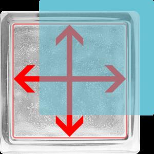 Glass Block Tinting DIY Install Kit